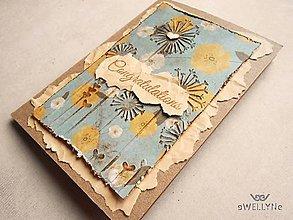 Papiernictvo - congratulations vintage - 8268269_