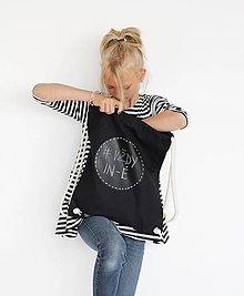 Batohy - Extra pevný batoh s tabuľkou - napíš čo len chceš - 8269464_