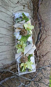 Dekorácie - orchideová dekorácia - 8270760_