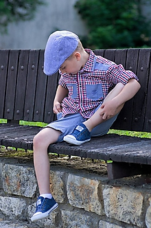 Detské čiapky - Bekovka - 8269172_