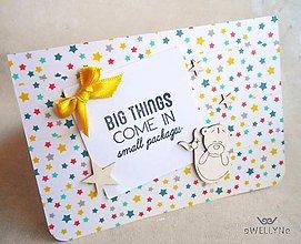 Papiernictvo - Malý balíček - 8270117_