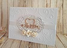 Papiernictvo - svadobné blahoželanie - 8269063_