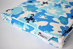 Detské doplnky - CamoFrog - Prebaľovacia podložka Compact - 8270836_