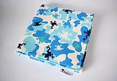 Detské doplnky - CamoFrog - Prebaľovacia podložka Compact - 8270837_