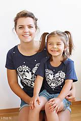 Detské oblečenie - Súprava pre mamu a dcéru VNL - 8270863_