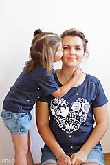 Detské oblečenie - Súprava pre mamu a dcéru VNL - 8270865_