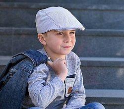 Detské čiapky - Bekovka - 8271692_