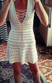 Tuniky - Plážové šaty - 8272271_
