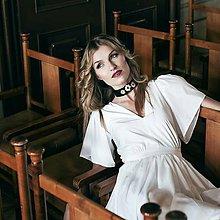 Šaty - Biele letné šaty pre vílu vol. 2 - 8271972_