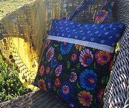 Iné tašky - Taška na ľudovú nôtu - 8275097_