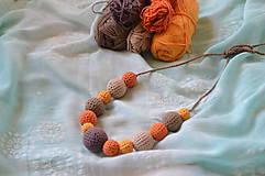 Sady šperkov - Set jesenný MIX - 8276289_