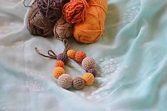Sady šperkov - Set jesenný MIX - 8276302_