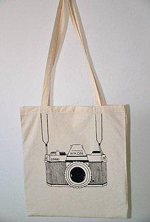 Nákupné tašky - Foťák - 8277016_