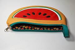 Taštičky - Ovocná taštička melónová - 8277810_