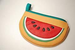 Taštičky - Ovocná taštička melónová - 8277812_