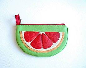 Taštičky - Ovocná taštička grepová - 8276431_