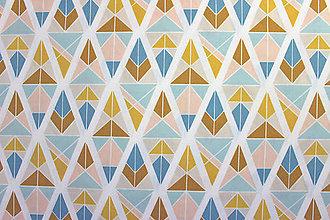 Textil - Diamond Fragment Gold - 8275154_