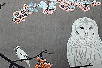 Textil - Bird Song Sung - 8275167_