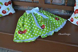 Detské oblečenie - suknička 2v1 - 8278501_