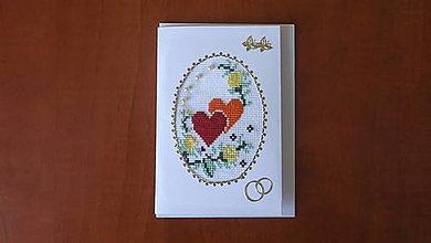 Papiernictvo - čas svadobný - 8280315_