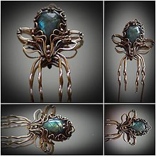 Iné šperky - dúhová - 8280444_