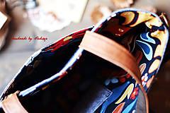 Veľké tašky - Folk šopr bag V. - 8281252_