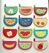 Taštičky - Ovocná taštička na želanie - 8279044_