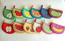 Taštičky - Ovocná taštička na želanie - 8279045_