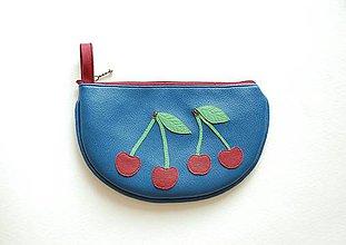 Taštičky - Ovocná taštička čerešňová - 8278859_