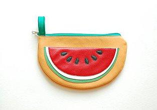 Taštičky - Ovocná taštička melónová - 8278918_
