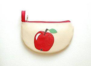 Taštičky - Ovocná taštička jablková - 8278979_