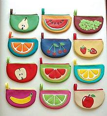 Taštičky - Ovocná taštička na želanie - 8279058_