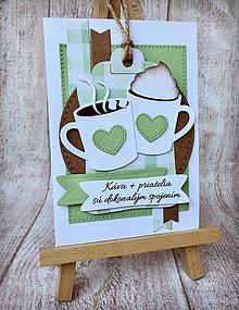 Papiernictvo - Pohľadnica pre priateľku - 8279770_