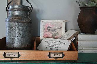 Tabuľky - Tabuľky s nápisom a vtáčikom - 8281231_