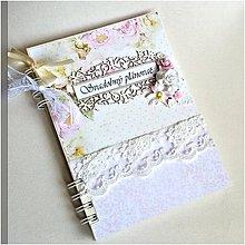 Papiernictvo - Svadobný plánovač - 8282682_