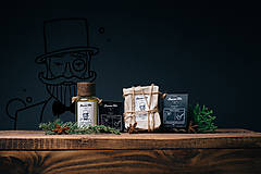 Drogéria - Gentleman Beard Oil - 8283527_