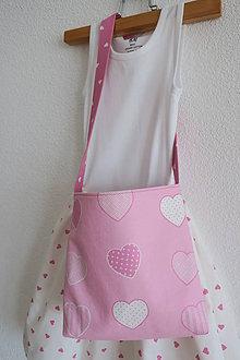 Detské tašky - taska pre dievcatka - zlava - 8284017_