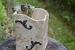Nádoby - Váza, kvetináč ... :o)). - 8285029_