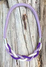 Náhrdelníky - 2v1 náhrdelník - náramok - 8285734_