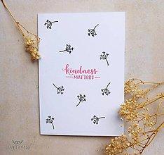Papiernictvo - kindness - 8285303_