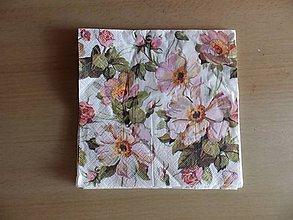 Papier - ruže - 8286153_