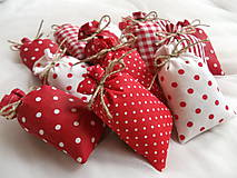 Darčeky pre svadobčanov - Levanduľové vrecúšká č.2 - 8284558_