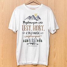 Oblečenie - Pozdravujem vás, lesy, hory… - 8287636_