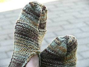Doplnky - Papuče pre malého a veľkého chlapa :-) - 8287144_