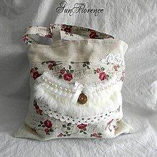 Nákupné tašky - Dekoračná taška na darčeky - 8286781_