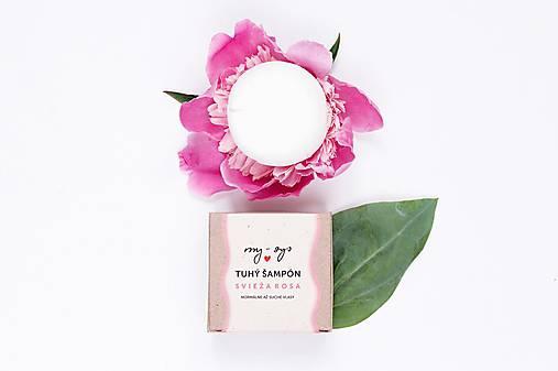 Svieža rosa šampón 30g