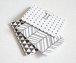 Papiernictvo - Mini 3 zápisníčky