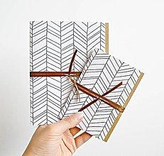 Papiernictvo - 2 zápisníky