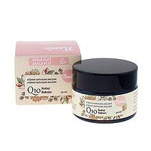 Drogéria - Výživný Anti-Aging Nočný Balzam Q10 pre zrelú pleť (vek 50+) - 8290955_