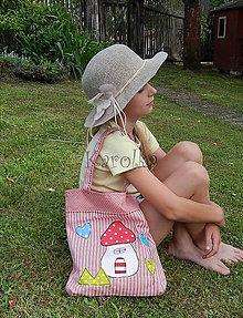 Detské tašky - Detská taška - Muchotrávka - 8290631_